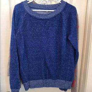 Women's Gap Sweater - Medium - Blue